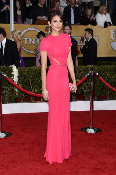 Hot Pink「19th Annual Screen Actors Guild Awards - Arrivals」:写真・画像(6)[壁紙.com]