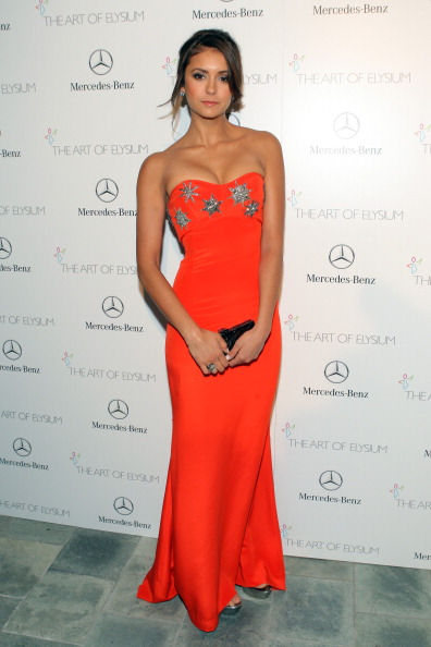 Embellishment「The Art of Elysium's 7th Annual HEAVEN Gala Presented by Mercedes-Benz - Red Carpet」:写真・画像(14)[壁紙.com]
