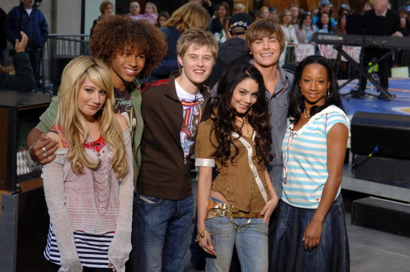 "High School Musical「NBC's Today Show Presents Disney's ""High School Musical"" In Concert」:写真・画像(0)[壁紙.com]"