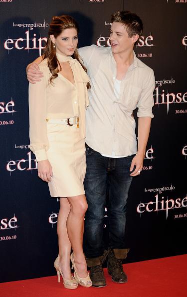 Half Up Do「'The Twilight Saga: Eclipse'  Madrid Photocall」:写真・画像(6)[壁紙.com]