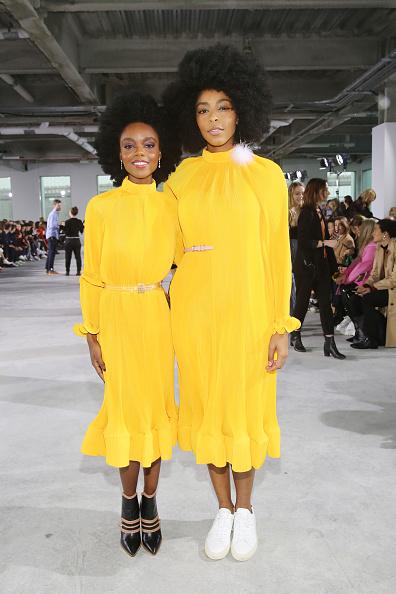 ニューヨークファッションウィーク「Tibi - Front Row - February 2018 - New York Fashion Week: The Shows」:写真・画像(10)[壁紙.com]