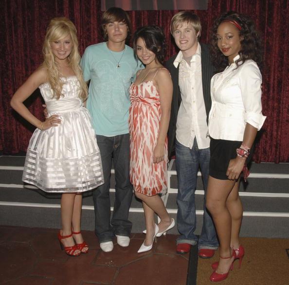 "High School Musical「""High School Musical""  DVD Launch - Arrivals」:写真・画像(1)[壁紙.com]"
