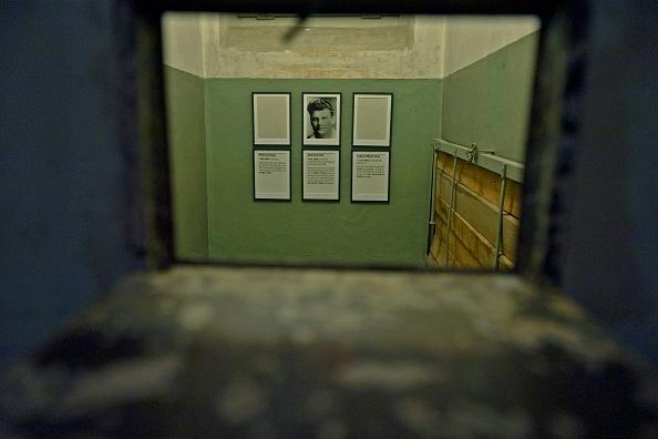 Richard Blanshard「Victim Memorials At Buchenwald」:写真・画像(1)[壁紙.com]