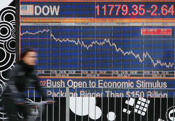 Finance「Markets Nervous Amid Fears」:写真・画像(12)[壁紙.com]