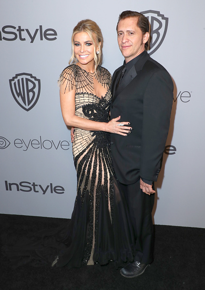 Carmen Electra「The 2018 InStyle And Warner Bros. 75th Annual Golden Globe Awards Post-Party - Red Carpet」:写真・画像(18)[壁紙.com]