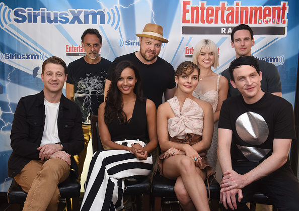 Jessica Lucas「SiriusXM's Entertainment Weekly Radio Channel Broadcasts From Comic Con 2017 - Day 3」:写真・画像(4)[壁紙.com]