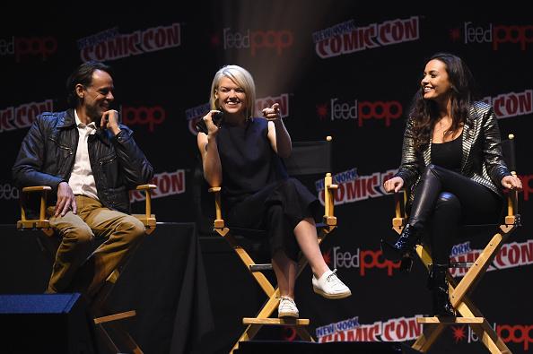 Jessica Lucas「2017 New York Comic Con - Day 4」:写真・画像(16)[壁紙.com]