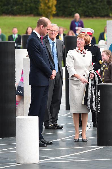 ヒューマンインタレスト「The Duke Of Cambridge Visits Milton Keynes On The 50th Anniversary Of The City」:写真・画像(2)[壁紙.com]
