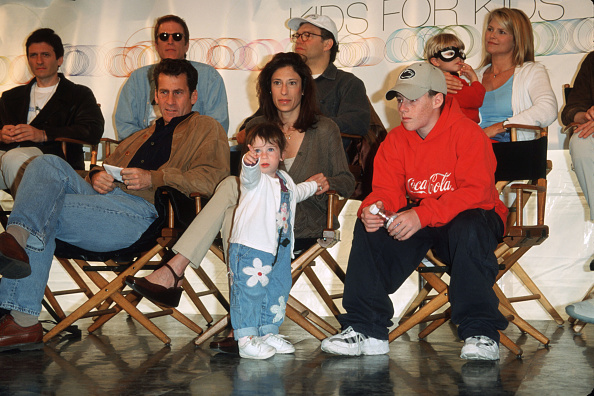 Kids For Kids「Paul Michael Glaser And Family At Kids For Kids AIDS Benefit」:写真・画像(10)[壁紙.com]