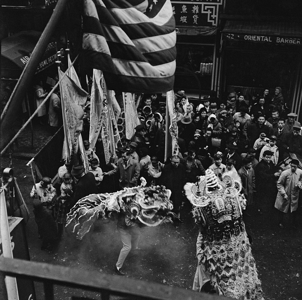 Chinese Culture「Year Of The Rat In New York」:写真・画像(15)[壁紙.com]