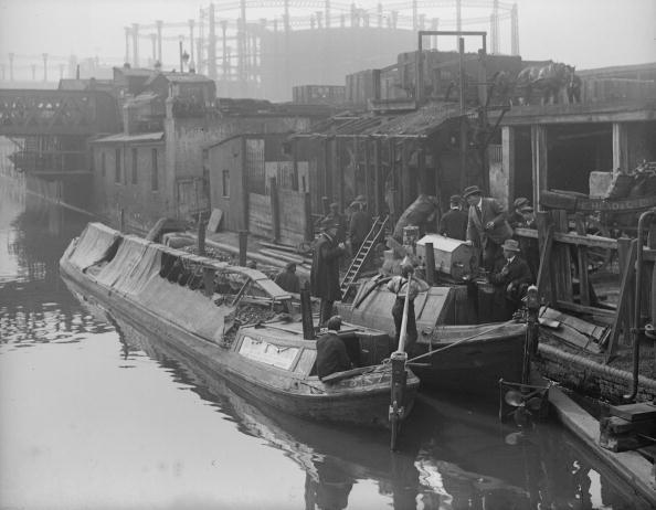 Barge「Coal Barge」:写真・画像(8)[壁紙.com]