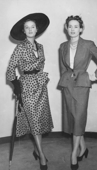 1950-1959「Modelling Dior」:写真・画像(13)[壁紙.com]