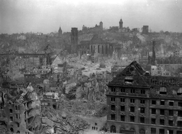 Germany「Nuremberg Ruins」:写真・画像(14)[壁紙.com]