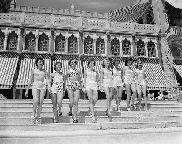 Swimwear「Merriel Abbott Dancers」:写真・画像(16)[壁紙.com]