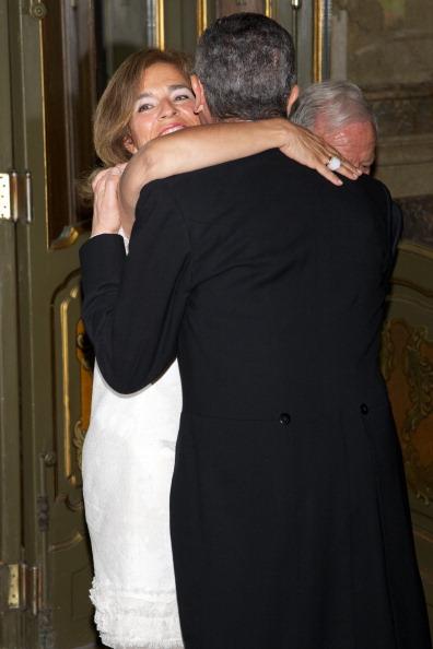 Alberto Ruiz Gallardón「Prince Felipe of Spain Meets Court of Justice Members」:写真・画像(19)[壁紙.com]