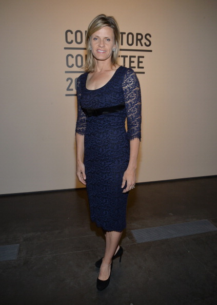 Side Swept Bangs「LACMA's 2014 Collectors Committee - Gala Dinner」:写真・画像(17)[壁紙.com]