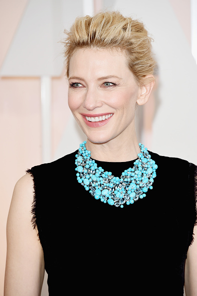 笑顔「87th Annual Academy Awards - Arrivals」:写真・画像(9)[壁紙.com]