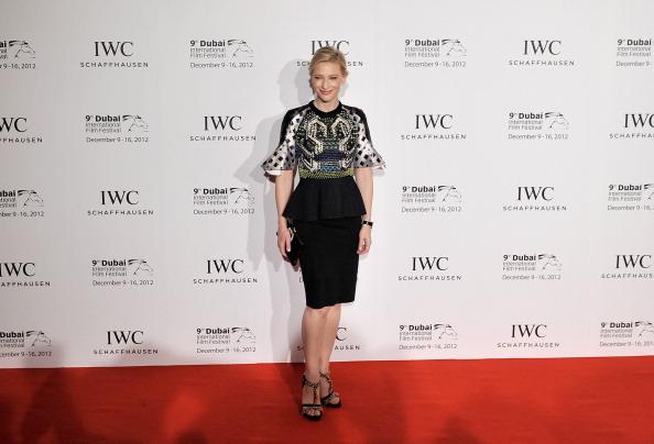 Peplum「2012 Dubai International Film Festival and IWC Filmmaker Award - Red Carpet Arrivals」:写真・画像(14)[壁紙.com]