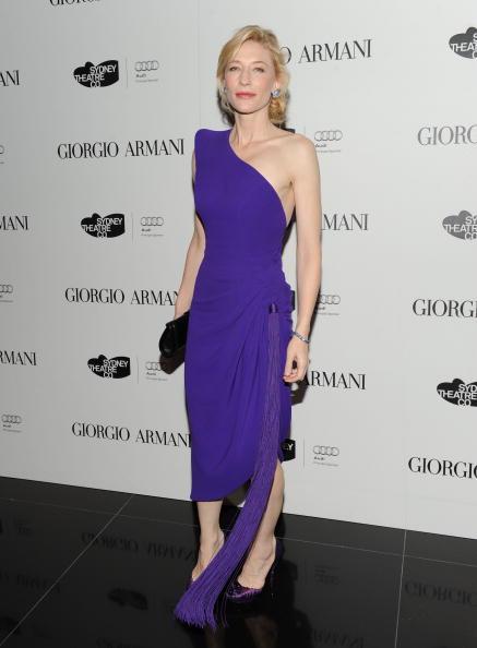 Mascara「Giorgio Armani Celebrates Cate Blanchett & The Sydney Theatre Company」:写真・画像(8)[壁紙.com]