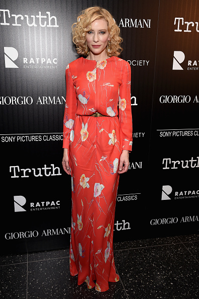 """Sony Picture Classics「Giorgio Armani And The Cinema Society Host A Screening Of Sony Pictures Classics' """"Truth"""" - Arrivals」:写真・画像(9)[壁紙.com]"""