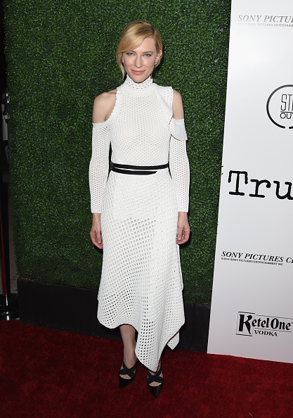 """Cut Out Clothing「Screening Of Sony Pictures Classics' """"Truth"""" - Arrivals」:写真・画像(3)[壁紙.com]"""