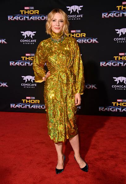 ロサンゼルス市「Premiere Of Disney And Marvel's 'Thor: Ragnarok' - Arrivals」:写真・画像(19)[壁紙.com]