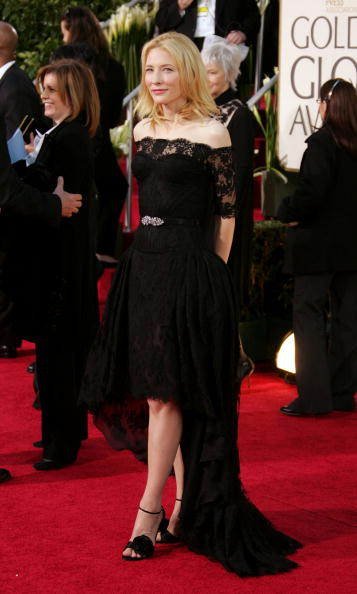 Alexander McQueen - Designer Label「The 64th Annual Golden Globe Awards - Arrivals」:写真・画像(16)[壁紙.com]