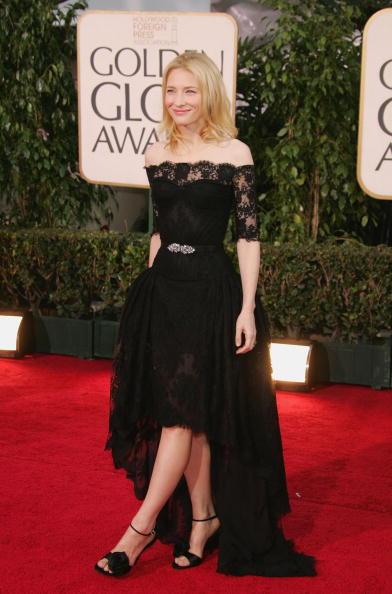 Alexander McQueen - Designer Label「The 64th Annual Golden Globe Awards - Arrivals」:写真・画像(17)[壁紙.com]