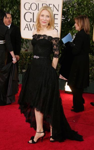 Alexander McQueen - Designer Label「The 64th Annual Golden Globe Awards - Arrivals」:写真・画像(18)[壁紙.com]