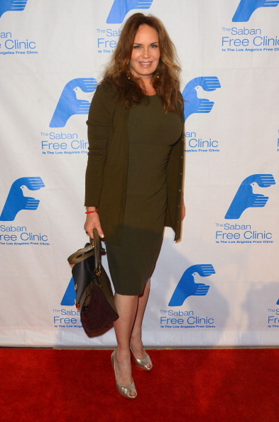 Metallic Shoe「The Saban Free Clinic's Gala - Red Carpet」:写真・画像(13)[壁紙.com]