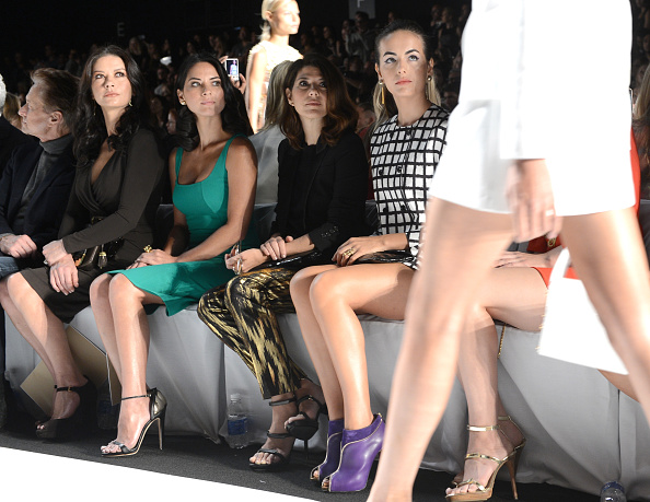 Camilla Belle「Michael Kors - Front Row - Spring 2013 Mercedes-Benz Fashion Week」:写真・画像(17)[壁紙.com]