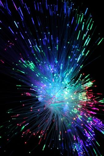 Funky「Fiber Optic」:スマホ壁紙(13)