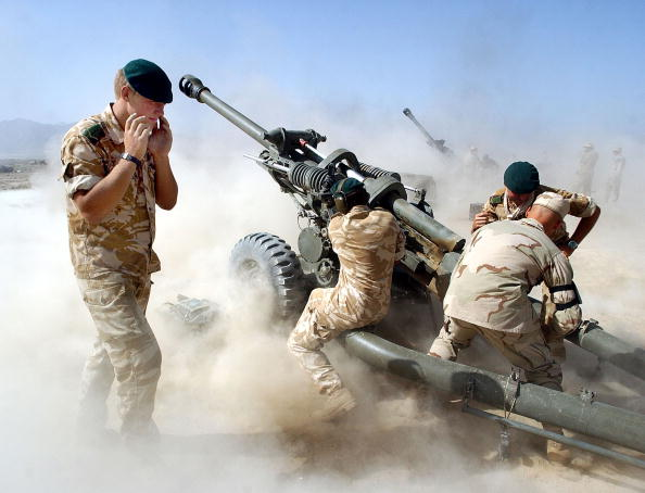 Beret「Coalition Forces Live Fire Exercise 」:写真・画像(17)[壁紙.com]