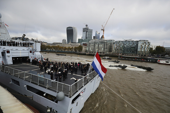 Anchored「State Visit Of The King And Queen Of The Netherlands - Day Two」:写真・画像(12)[壁紙.com]
