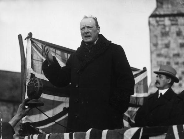 Speech「Winston Churchill」:写真・画像(9)[壁紙.com]