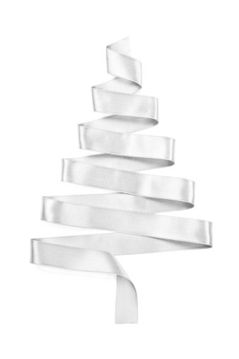 Silk「Ribbon christmas tree」:スマホ壁紙(2)