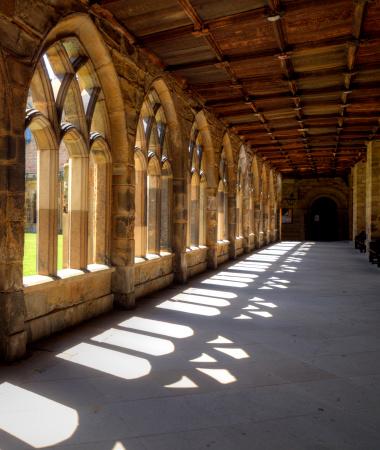 Cloister「Cloister, Durham Cathedral」:スマホ壁紙(19)