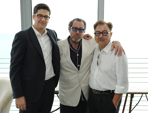 Publication「Design Dialogue Hosted By SURFACE Magazine Featuring Julian Schnabel And Mr. Chow During Art Basel Miami 2014」:写真・画像(7)[壁紙.com]
