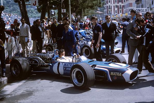 モータースポーツ グランプリ「Jean-Pierre Beltoise, Grand Prix Of Monaco」:写真・画像(19)[壁紙.com]
