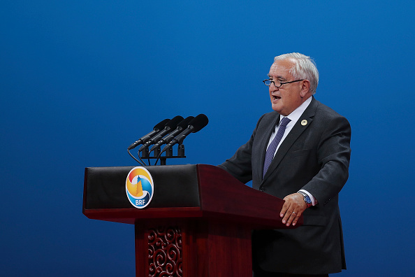 Jean-Pierre Raffarin「Belt And Road Forum For International Cooperation」:写真・画像(2)[壁紙.com]