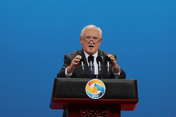 Jean-Pierre Raffarin「Belt And Road Forum For International Cooperation」:写真・画像(3)[壁紙.com]