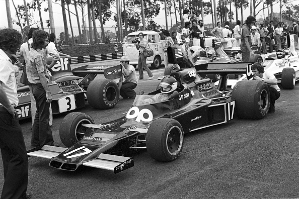 F1レース「Jean-Pierre Jarier, Grand Prix Of Brazil」:写真・画像(3)[壁紙.com]