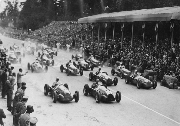 Giuseppe Farina「Grand Prix of Turin」:写真・画像(1)[壁紙.com]