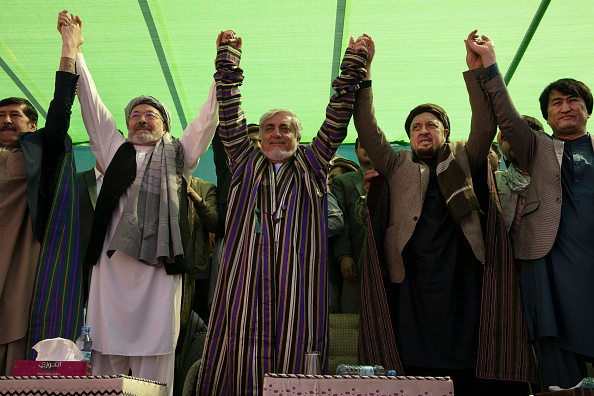 Five People「Kabul On Edge As Attacks Increase Ahead of Elections」:写真・画像(11)[壁紙.com]
