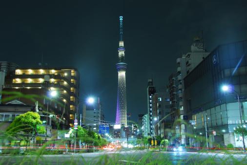 Tokyo Sky Tree「TokyoSkytree」:スマホ壁紙(14)