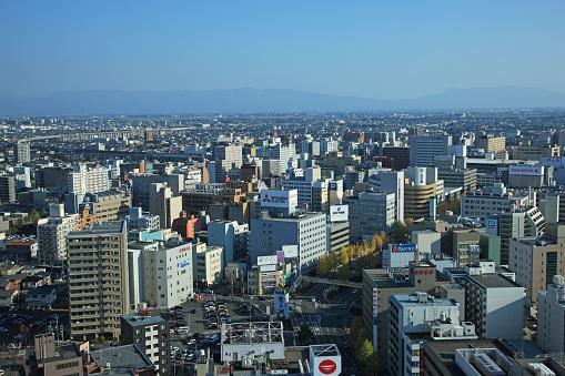 Japan「Japan, Niigata Prefecture, Niigata City」:スマホ壁紙(13)
