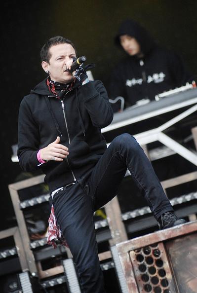 2007「Linkin Park At Pinkpop」:写真・画像(11)[壁紙.com]