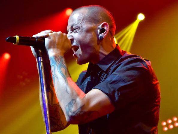 チェスター・ベニントン「Linkin Park For iHeartRadio Live」:写真・画像(18)[壁紙.com]
