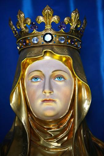 Crown - Headwear「Sainte Marthe de Tarascon church Sainte Marthe reliquary」:スマホ壁紙(15)