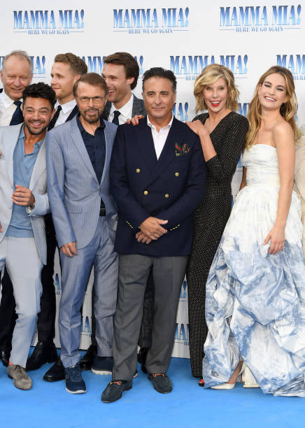 Mamma Mia! Here We Go Again World Premiere:ニュース(壁紙.com)